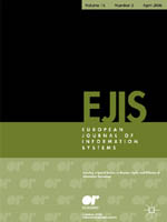 European Journal of Information Systems