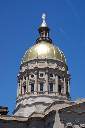 Gold Dome Georgia