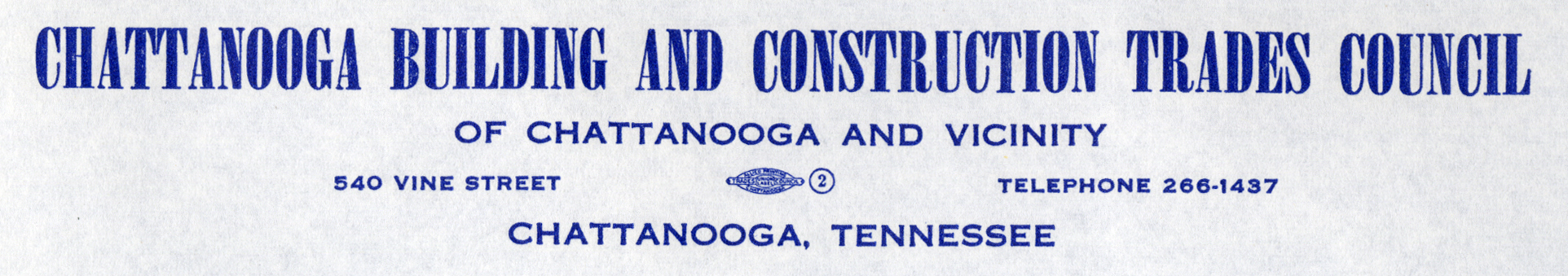 Chattanooga Build and Construction Trades Council