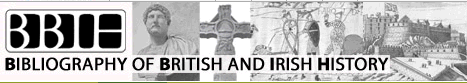 Bibliography of British and Irish History logo