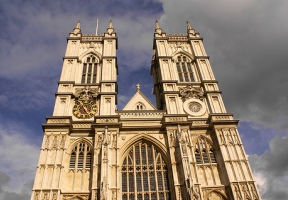 Westminster Abbey British history medieval