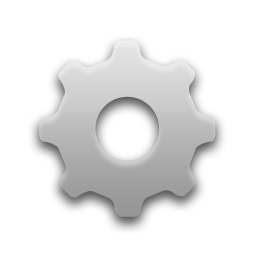 gear icon by Evan Brooks brsev.com