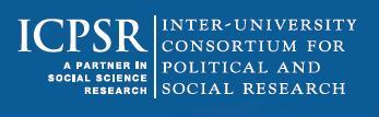 ICPSR Blue Logo