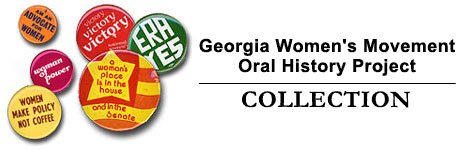Georgia Women's Movement Oral History Project
