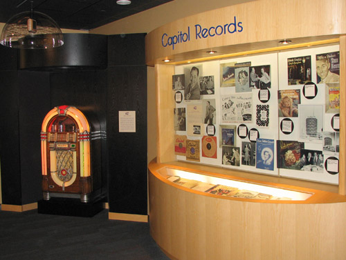 Johnny Mercer Exhibit in Library North | Georgia State University