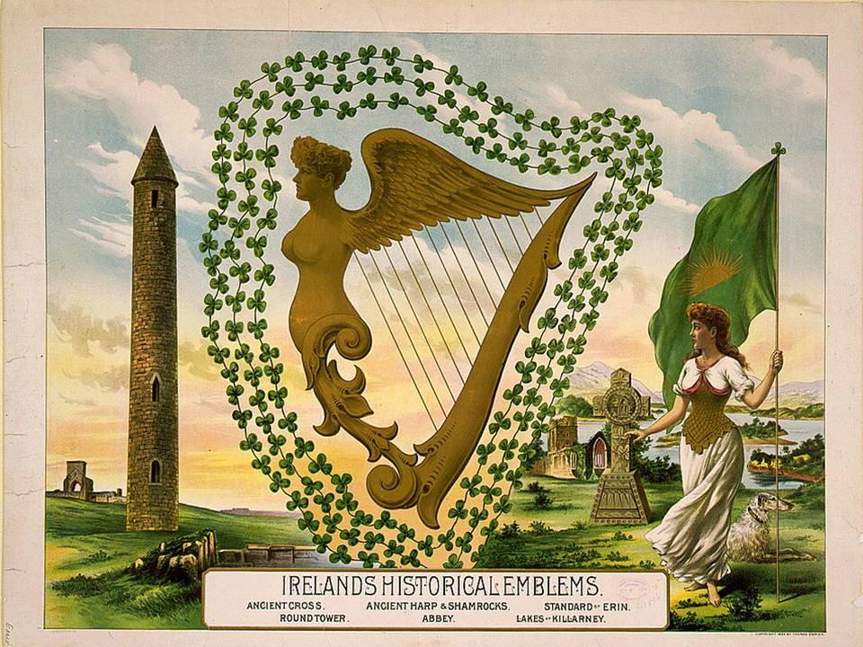 """Ireland's Historical Emblems"""