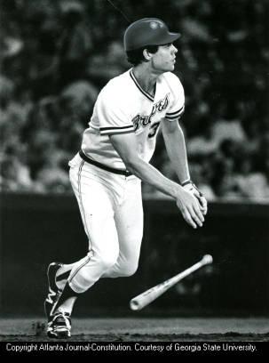 Dale Murphy, 1980.