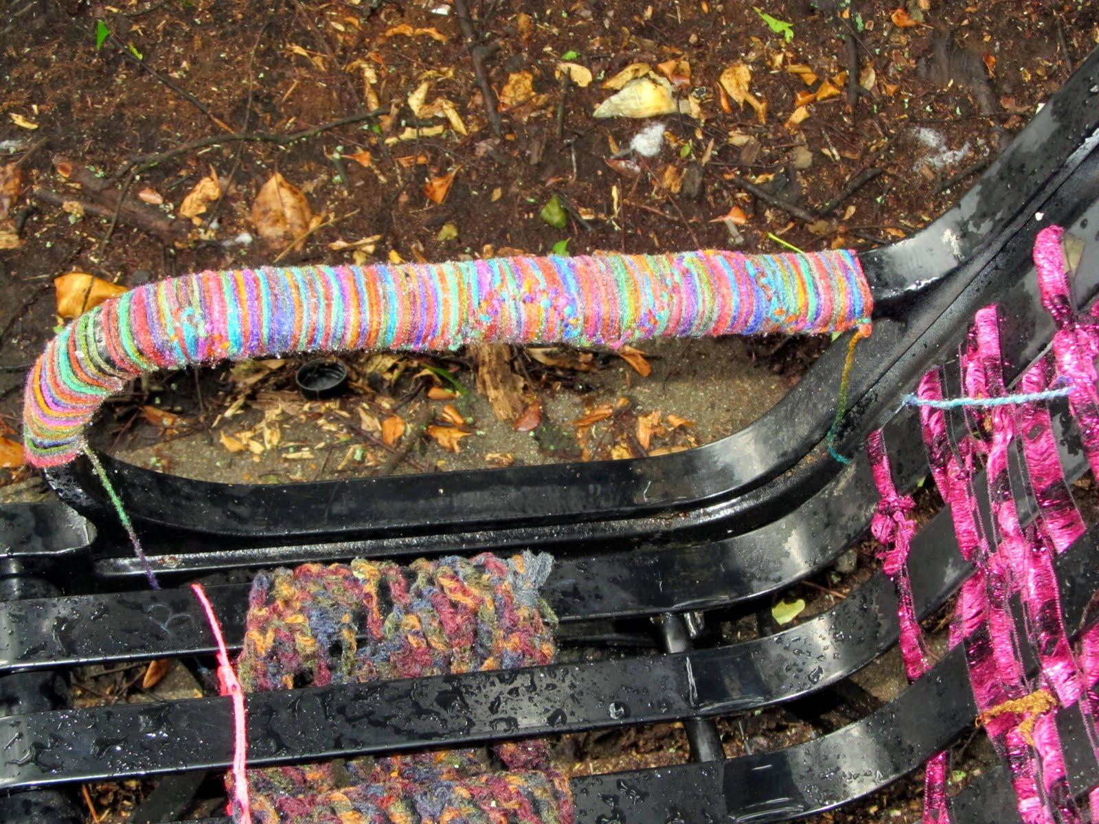 knit graffiti