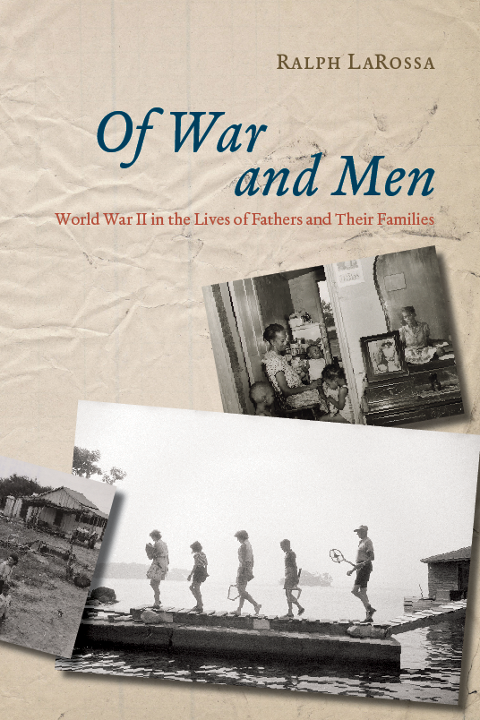 Of War and Men book by Ralph LaRossa