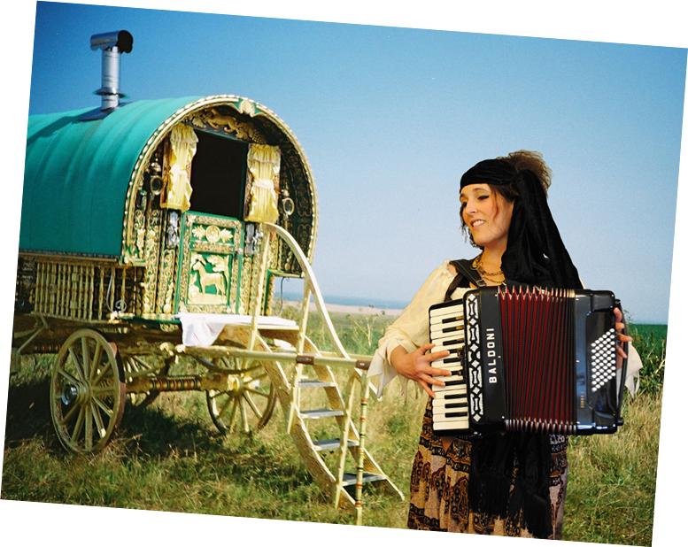 """""""Gypsy Serenader"""""""