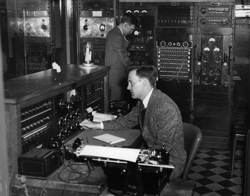 90 Years of WSB Radio | Georgia State University Library Blog