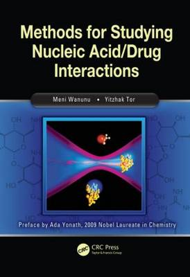Cover image of the book Methods for studying nucleic acid/drug interactions