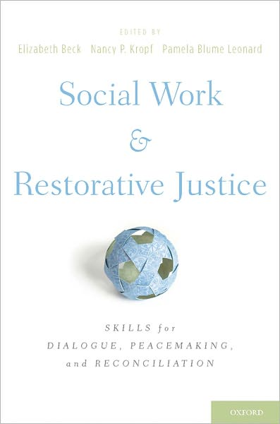 Social Work & Restorative Justice book cover