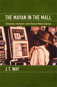 cover, Way, The Mayan in the Mall
