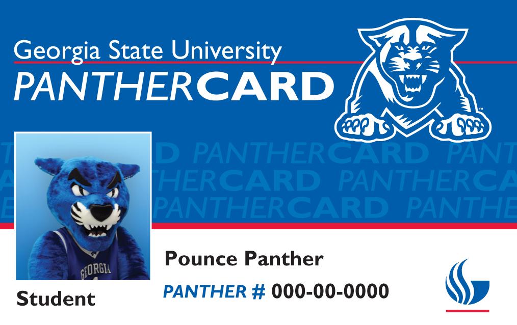 Pounce's PantherCard