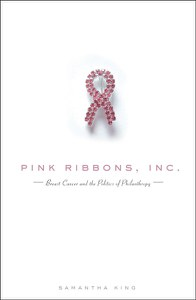 cover, Samantha King, Pink Ribbons, Inc.
