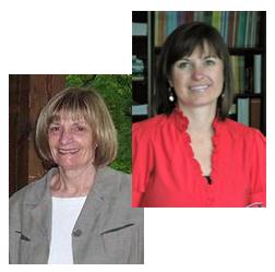GSU Gerontology professors Kemp and Ball