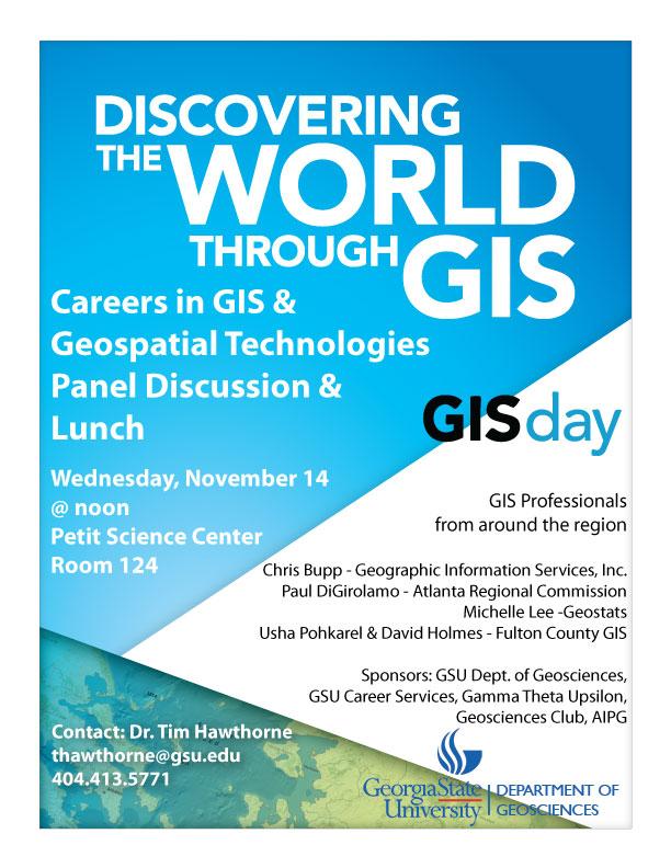 GIS Day 2012