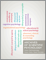 Archives of Scientific Psychology