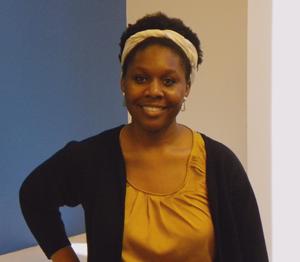 Alexandria Okeke, 2013 Undergraduate Research Award Winner