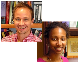 GSU Sociology Professors Griff Tester and Adia Harvey Wingfield