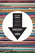 cover, Alex Sayf Cummings, Democracy of Sound