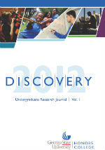 DISCOVERY: The Georgia State University Honors College Undergraduate Research Journal