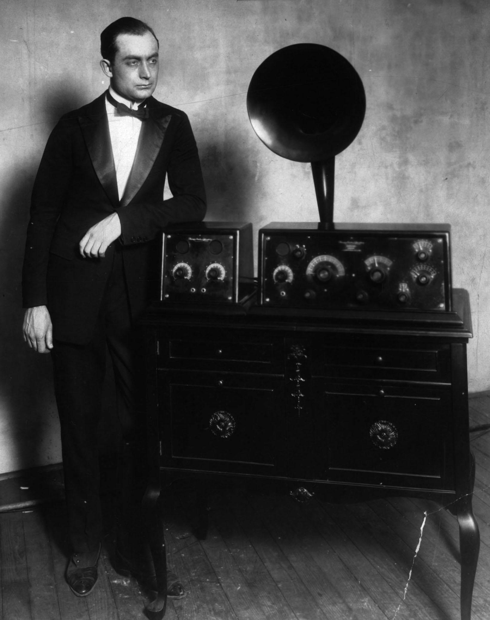The History of Radio Broadcasting in Georgia   Georgia State