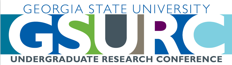 Georgia State Undergraduate Research Conference Logo
