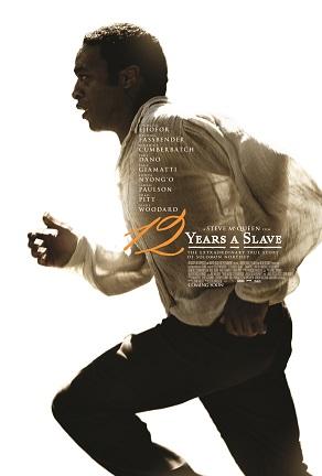 poster, Twelve Years a Slave film