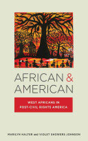 cover, African and American