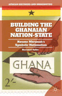 cover, Harcourt Fuller, Building the Ghanaian Nation-State