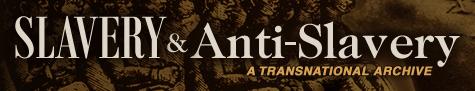 logo, Slavery & Anti-Slavery