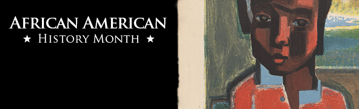 Image from the Library of Congress' African American History Month page
