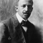 W.E.B. Du Bois (1868–1963), Atlanta-based social scientist and co-founder of the National Association for the Advancement of Colored People (NAACP). Photo from the Library of Congress Prints and Photographs Division Washington, D.C.