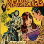cover, Just Married (1972)