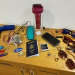 Lost items at GSU Library