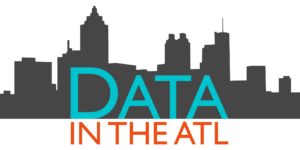 Data in the ATL logo