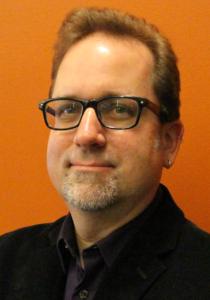 Librarian Jason Puckett