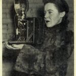 Kay Cain portrait, December 20, 1942
