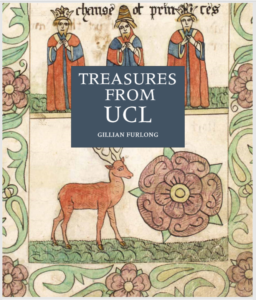Book cover: Treasures from UCL