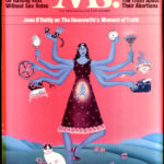 cover of the first Ms. Magazine, 1972